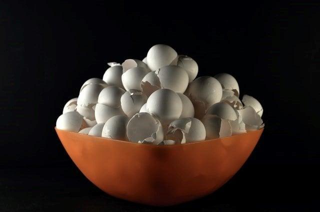 Eggshells and Ash